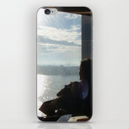 Yearning for the Sea iPhone Skin