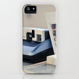 Never Ending Polaroid iPhone Case