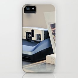 Never Ending Polaroid iPhone Case