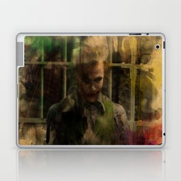 Evening, Commissioner... Laptop & iPad Skin