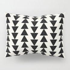 BLACK & WHITE ARROWS Pillow Sham