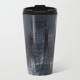DT squared Metal Travel Mug