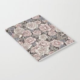 Flowers & Swallows Notebook