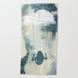 weightless Beach Towel