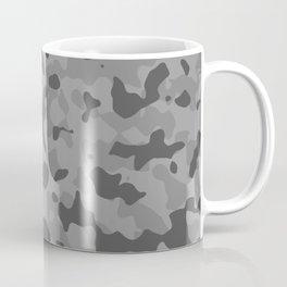 Camouflage Gray Coffee Mug