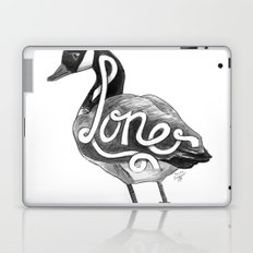 Loner Goose Laptop & iPad Skin