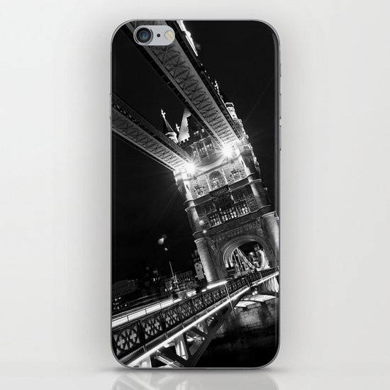 Tower Bridge London iPhone & iPod Skin
