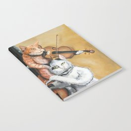 Cat Quartet Notebook