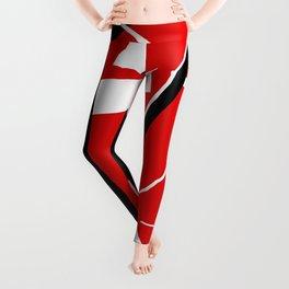 Monster Stripes Leggings