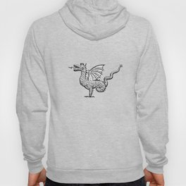 Dragon (pencil) Hoody