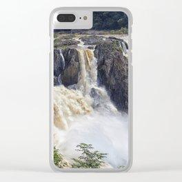 Beautiful Barron Falls Clear iPhone Case