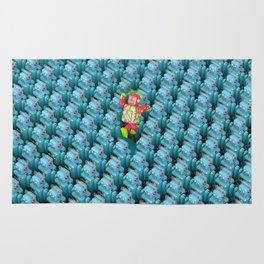 Be You: Robots Rug