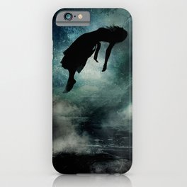 Live Deliciously iPhone Case
