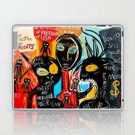 We're the children of freedom Laptop & iPad Skin