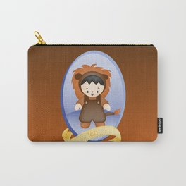 Children Zodiac Sign: Leo Carry-All Pouch