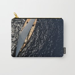big sailing yacht Carry-All Pouch