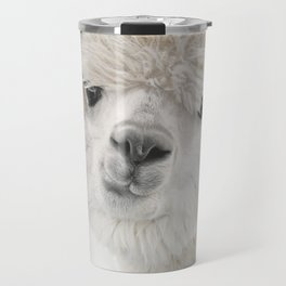 PEEKY ALPACA Travel Mug