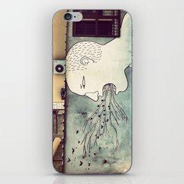 Screaming Trees iPhone Skin