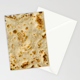 Burritos, Giant Tortilla Stationery Cards
