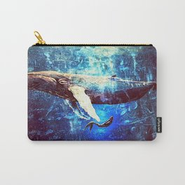 A Whimsical Reunion Carry-All Pouch