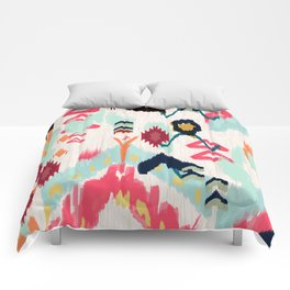 Bohemian Ethnic Painting Comforters