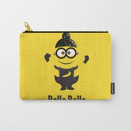 Bello Singh Punjabi (Balle Balle) Minion Inspired Parody Carry-All Pouch
