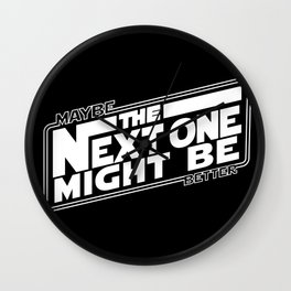 The Next Hope Wall Clock