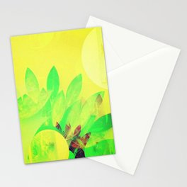 Tropical Sun Drops heat Stationery Cards