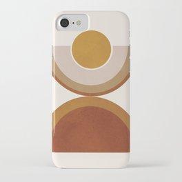 Modern Geometry iPhone Case