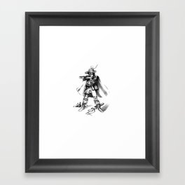 Gilspin Framed Art Print