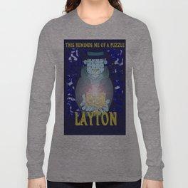 Layton Raiser Long Sleeve T-shirt