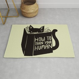 How To Train Your Human Rug