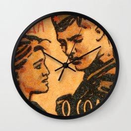 Soviet Film Poster Ballad of a Soldier Wall Clock