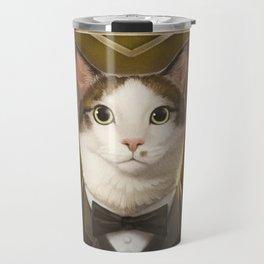 The Great Catsby Travel Mug