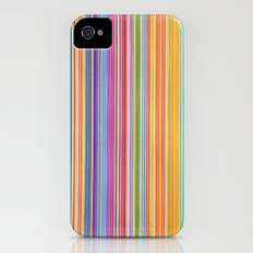 STRIPES10 iPhone (4, 4s) Slim Case