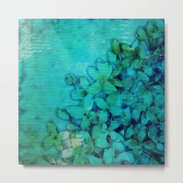 Lilac Hues Metal Print