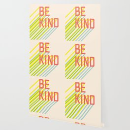 Be Kind typography Wallpaper