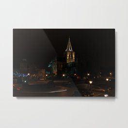 Rochester Cathedral  Metal Print