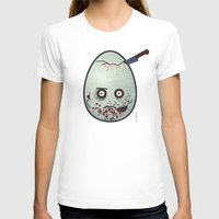 zombies T-shirts featuring Zombies by Marcos Lozano