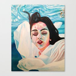 Rising Up Canvas Print