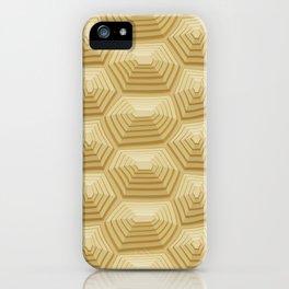 Tortoise Shell iPhone Case