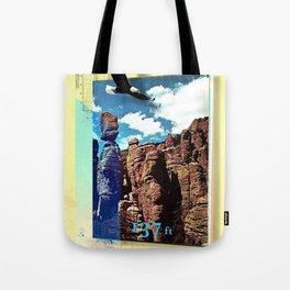 Chiricahua Range Tote Bag
