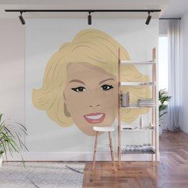 Joan Rivers Wall Mural