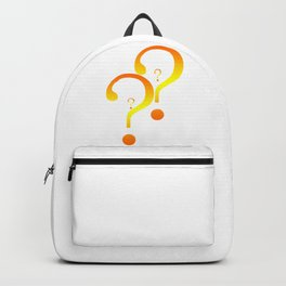 exclamation point Backpack