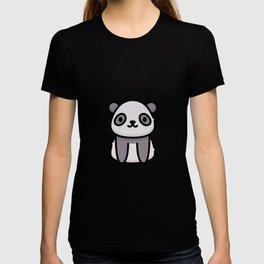 Just a Cute Panda T-shirt