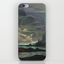 Ravine iPhone Skin