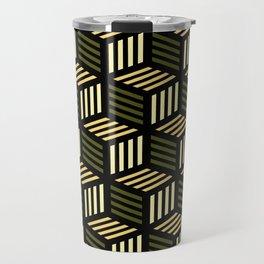 Cubic Olive Travel Mug