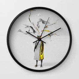 Fidi Wall Clock