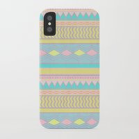 egyptian iPhone & iPod Cases featuring Egyptian II by Louise Machado