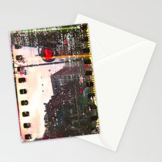 Run, little girl Stationery Cards